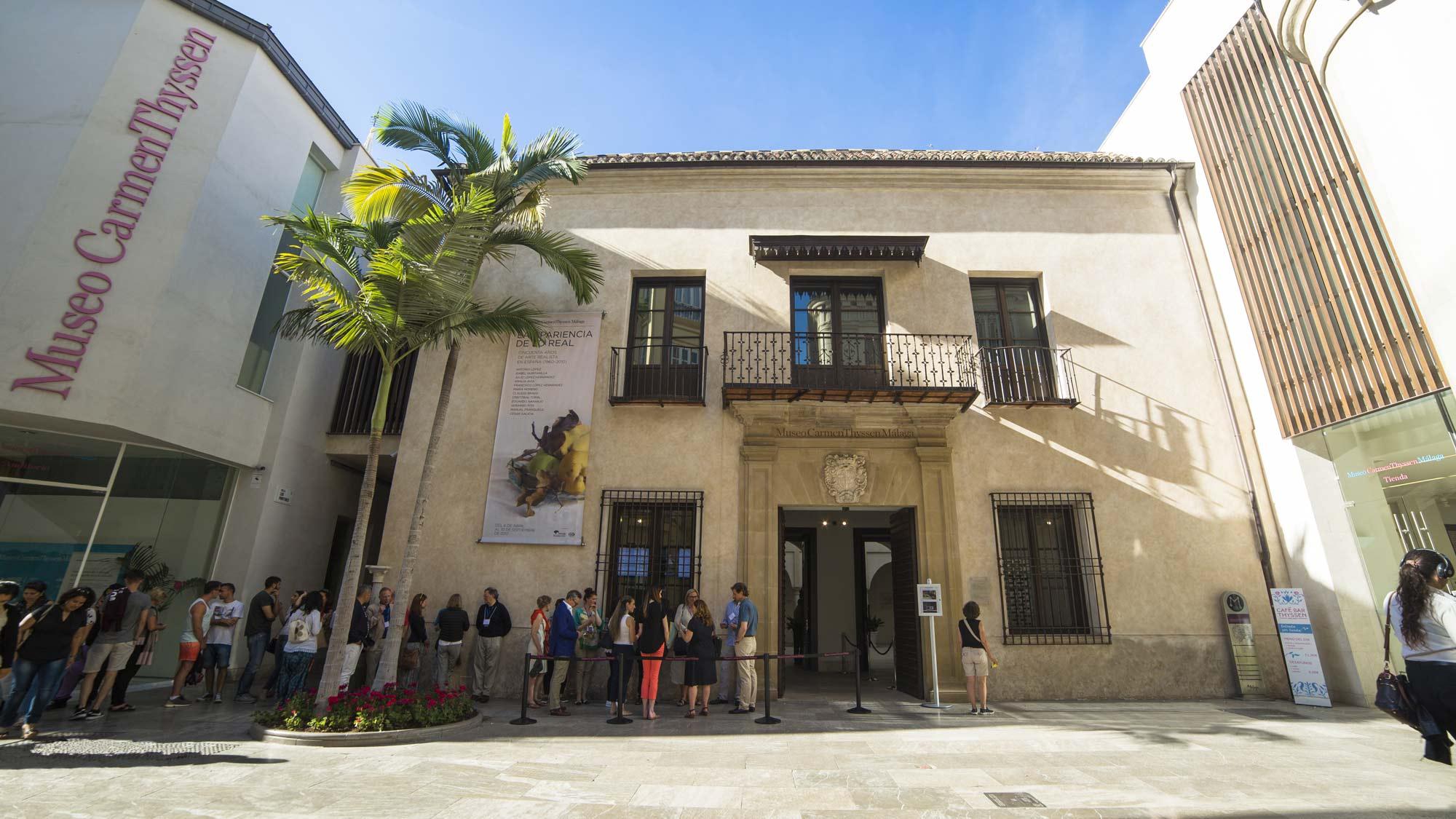 Visita guiada a los Museos de Málaga